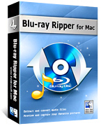 Blu-ray Ripper til Mac